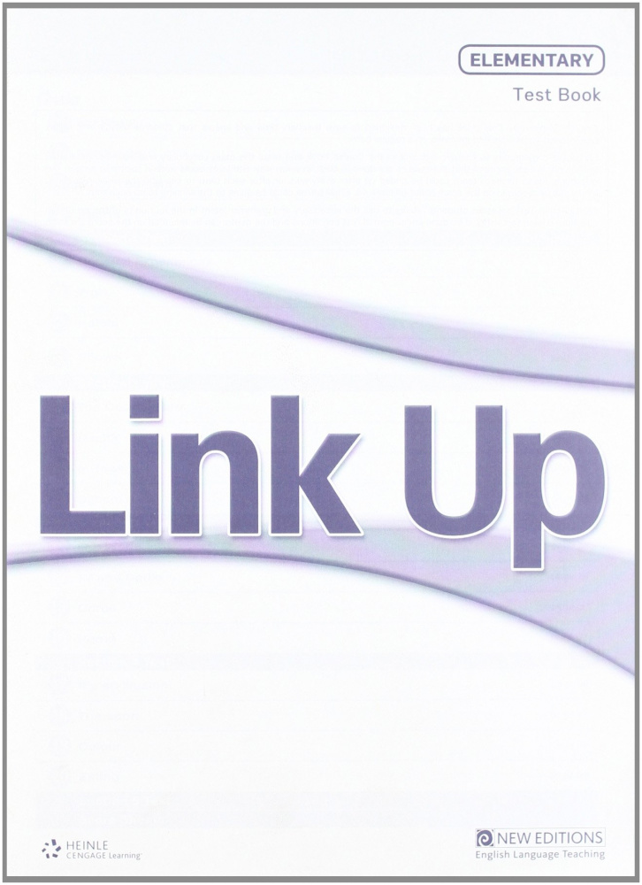 Link Up Elementary Test Book