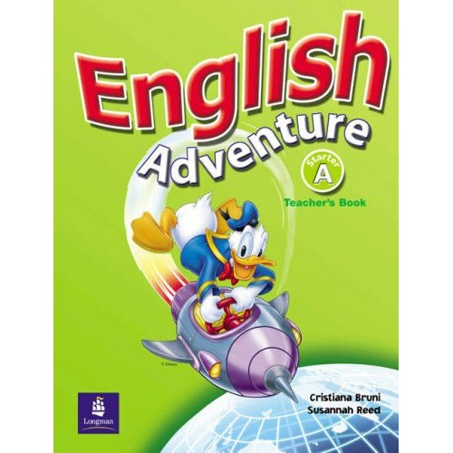 English Adventure Starter A Teacher's Book