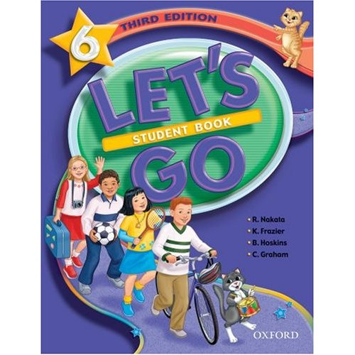 Let's Go Third Edition 6 Student Book