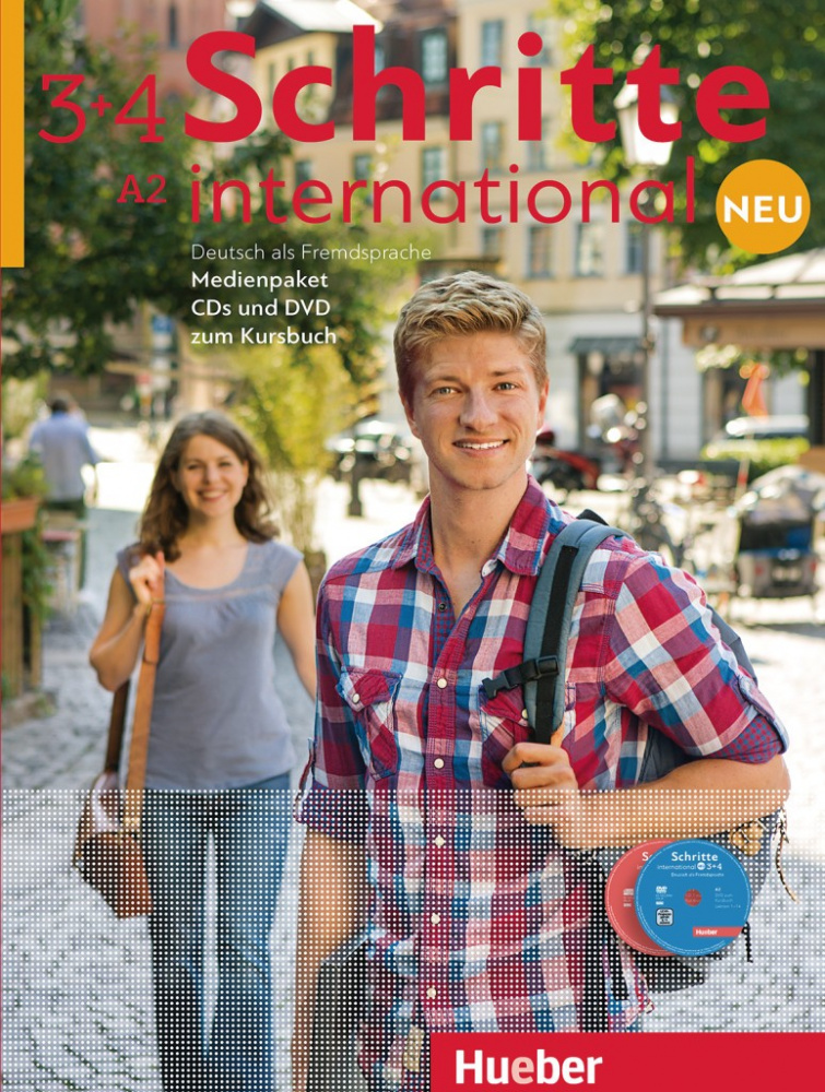 Schritte international Neu 3+4 Medienpaket