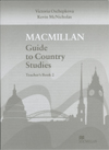 Macmillan Guide to Country Studies 2 Teacher's Book
