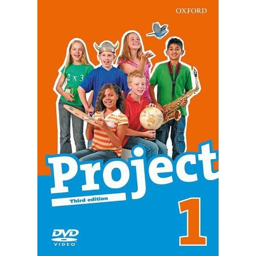 Project 1 Third Edition Culture DVD