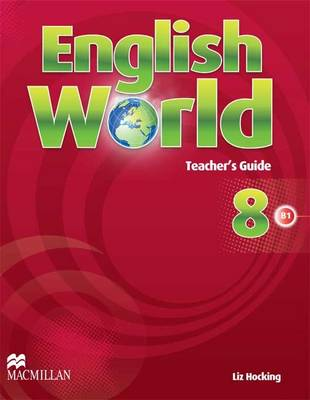 English World 8 Teacher's Guide