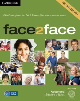 face2face (Second Edition) Advanced Student's Book with DVD-ROM