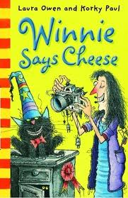 Winnie Says Cheese (Paperback)