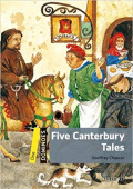 Dominoes 1 Five Canterbury Tales with MP3 download