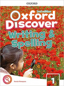 Oxford Discover Second edition 1: Writing and Spelling Book