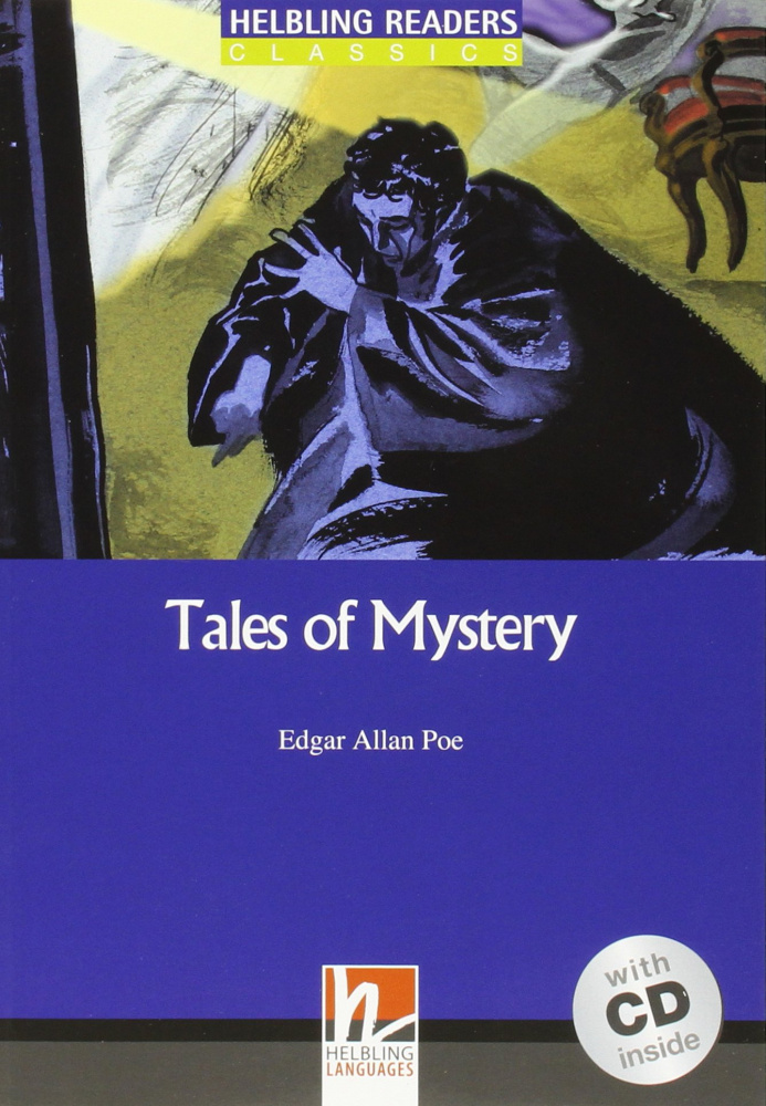 Blue Series Classics Level 5  Tales of Mystery + CD