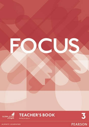 Focus 3 Teacher's Book with DVD-ROM Pack