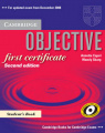 Objective First Certificate (Second Edition)