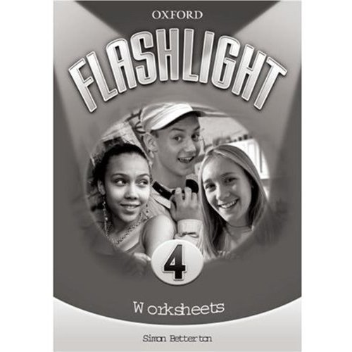 Flashlight 4 Worksheets