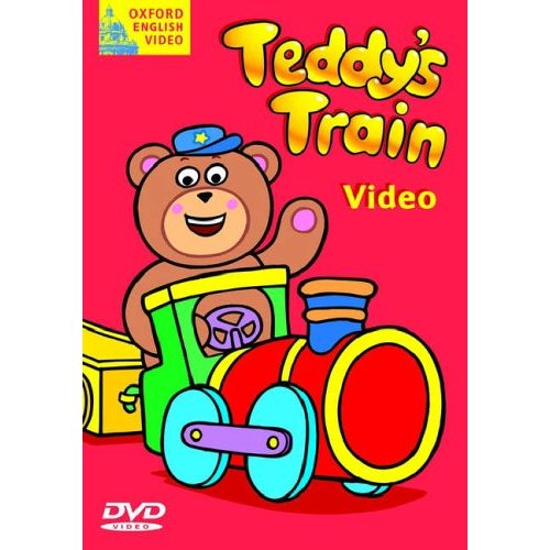 Teddy's Train Video DVD