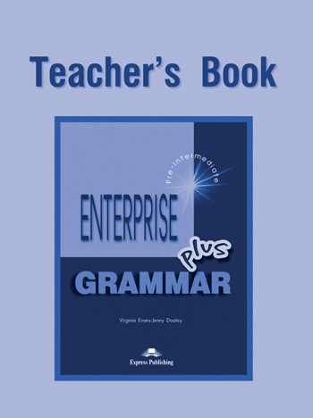Enterprise Plus Grammar Book (Teacher's)