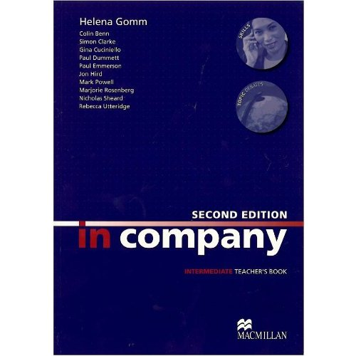 In Company (Second Edition) Intermediate Teacher's Book