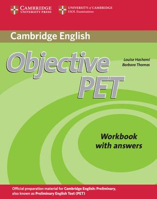 Objective PET 2nd Edition Workbook with answers