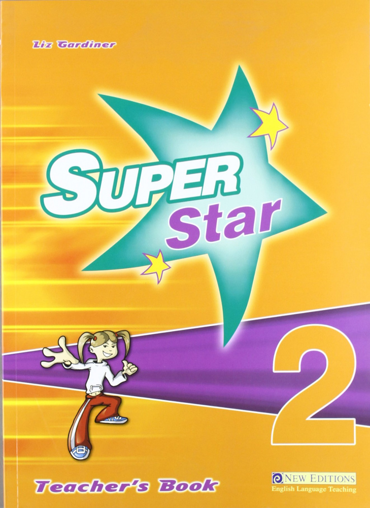 Super Star 2 Teacher's Book