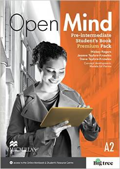 Open Mind Pre-Intermediate Student's Book Pack Premium