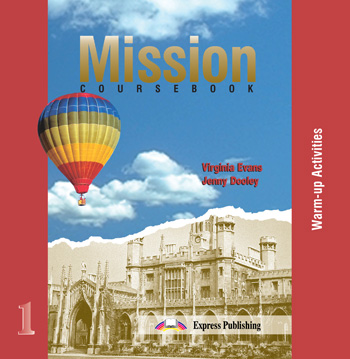 Mission 1 Student's Audio CDs (set of 2)