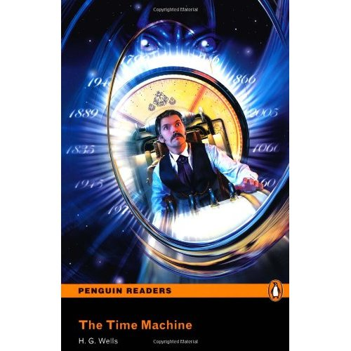 The Time Machine (with MP3)