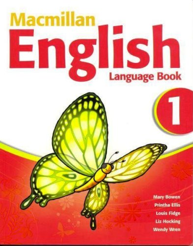 Macmillan English 1 Language Book