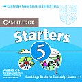 Cambridge Young Learners English Tests Starters 5 Audio CD (Лицензия)