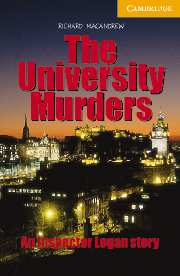 The University Murders (with Audio CD)