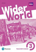 Wider World 3 Teacher's Book with Access code for MyEnglish Lab & Extra Online Homework + DVD-ROM Pack