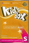 Kid's Box Updated edition Starter Presentation Plus DVD-ROM