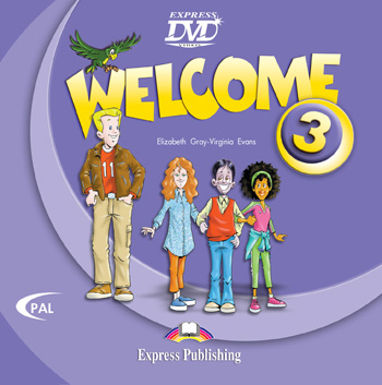 Welcome 3 DVD Video PAL