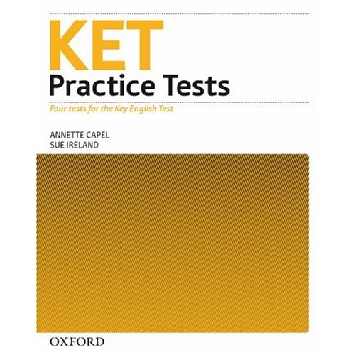 KET Practice Tests: Practice Tests Without Key