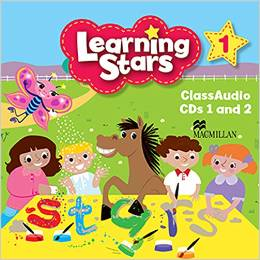 Learning Stars 1 Audio CD