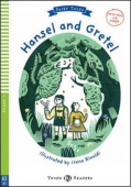 Young ELI Readers Stage 4: Hansel And Gretel + CD (Elementary 400 headwords)