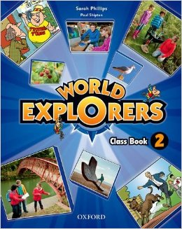 World Explorers Level 2 Class Book