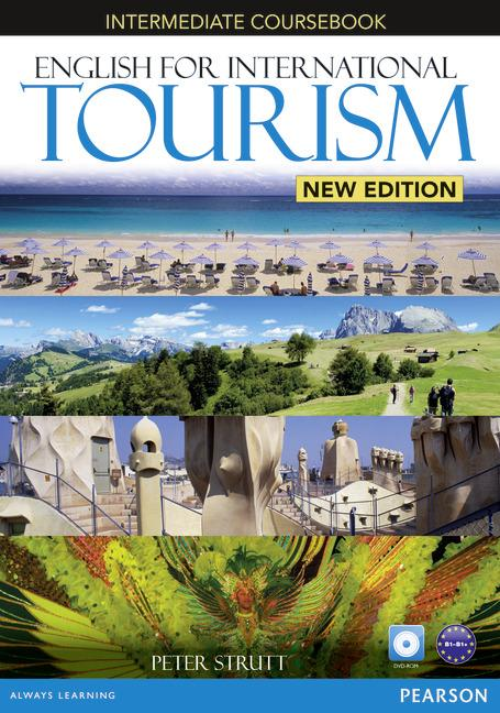 English for International Tourism New Edition Intermediate Coursebook (with DVD-ROM)