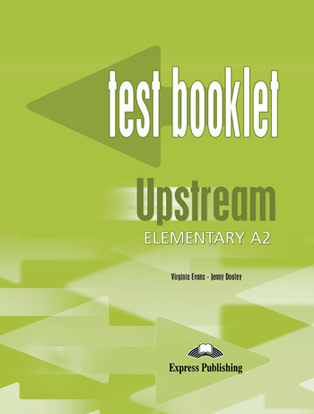 Upstream Elementary A2 Test Booklet with Key