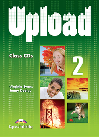 Upload 2 Class Audio CD (4)