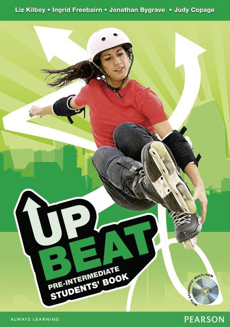 Upbeat Pre-Intermediate Students Book & Multi-ROM Pack