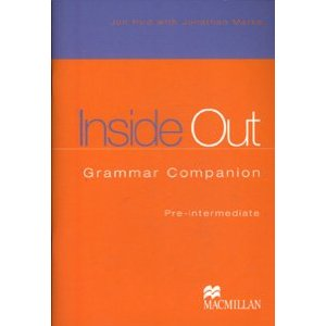 Inside Out Pre-Intermediate Grammar Companion