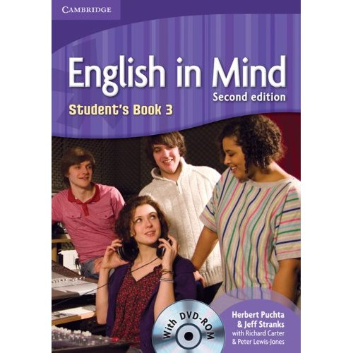 English in Mind (Second Edition) 3 Student's Book with DVD-ROM