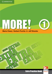 More! Level 1 Extra Practice Book