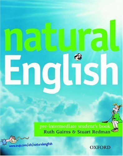 natural English Pre-Intermediate Student's Book with Listening Booklet