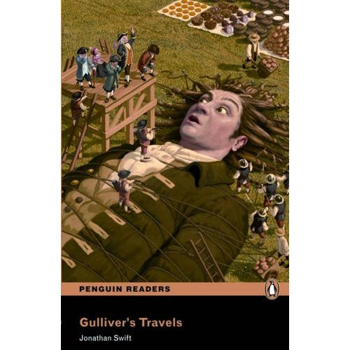 Gulliver's Travels (with MP3)