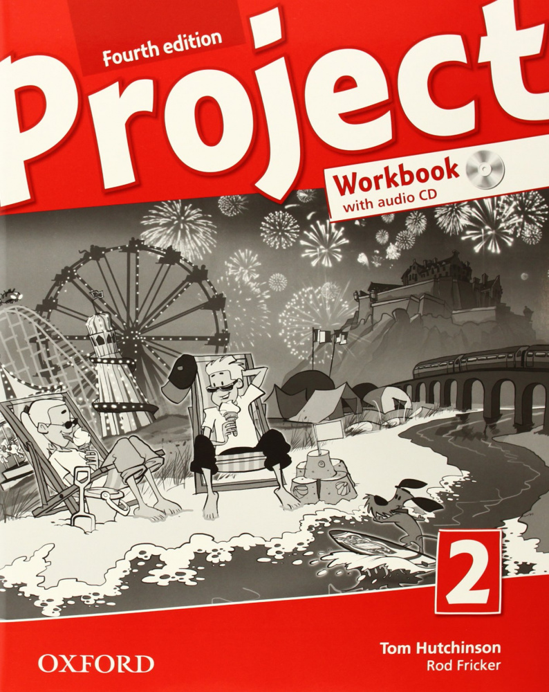 Project Fourth Edition 2  Workbook with Audio CD and Online Practice