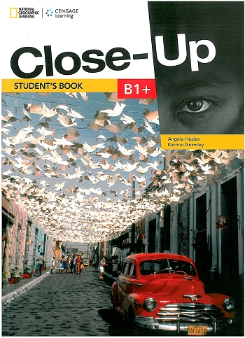 Close-Up B1+ Student Book with DVD
