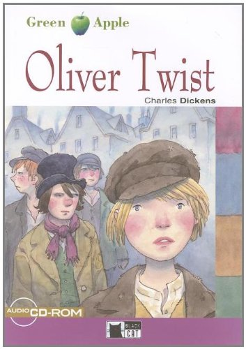 Green Apple Step2: Oliver Twist with CD-ROM