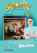 Spark 4 (Monstertrackers) Presentation Skills Teacher's Book