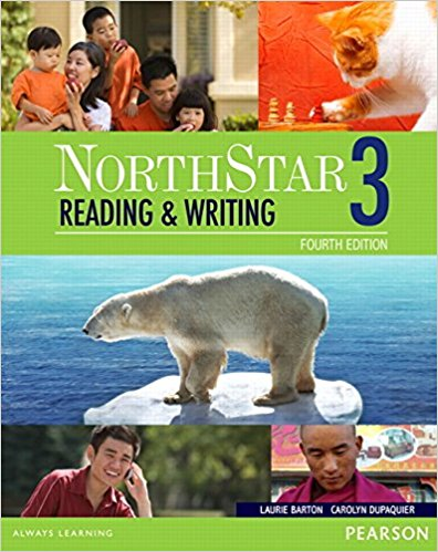 NorthStar Reading and Writing 4ed 3 SB with access code and MyLab