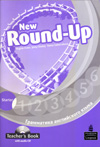New Round Up (Russian Edition) Starter Teacher's Book with CD