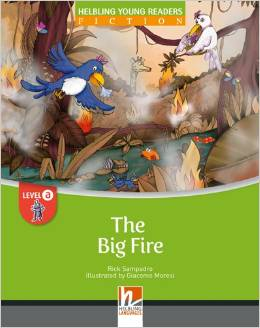 Helbling Young Readers Level A: The Big Fire (Big Book)