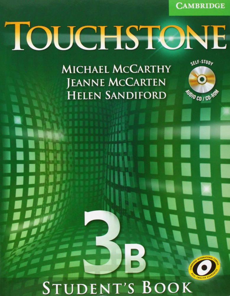 Touchstone Level 3 Student's Book  B with Audio CD/CD-ROM